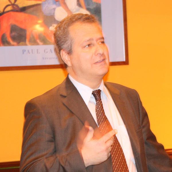 Monsieur Gili Massimo - Président du comité